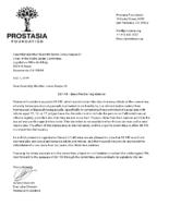 Position letter on California SB 145 – Sex offender registration