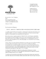 Letter on Maryland HB 1245