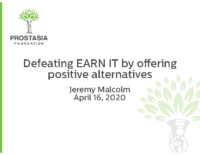 Defeating EARN IT