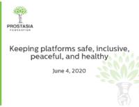 Healthy platforms webinar
